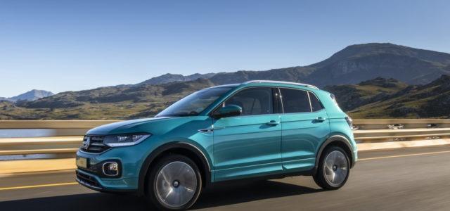 VW leads the passenger car market in 2021
