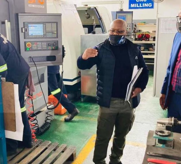 Bay businesses secure over R8 million in LRED support